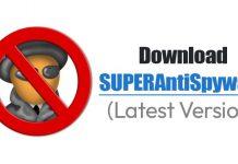 Download SUPERAntiSpyware Offline Installer for PC (Latest)