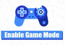 How to Enable Game Mode On Windows 11