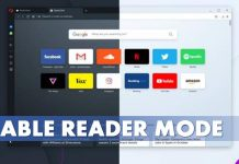 How to Enable the New Reader Mode in Opera Browser