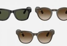 Ray-Ban Stories Glasses can Capture Photos & Videos