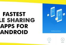 10 Best Files Sharing Apps for Android (Transfer Files Wirelessly) in 2021