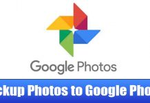 How to Backup Photos to Google Photos on PC