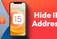 How to Hide IP Address From Trackers & Websites On iPhone