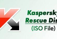 Download Kaspersky Rescue Disk Latest Version (ISO File)