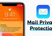 How to Enable Mail Privacy Protection On iPhone