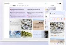 Microsoft Start launched for Web and Mobile