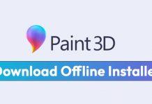 Download Paint 3D Latest Version for PC (Offline Installer)