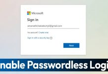 How to Use Microsoft Account Without a Password