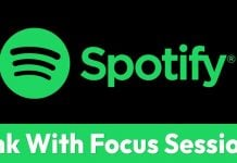 How to Link Spotify With Focus Sessions On Windows 11