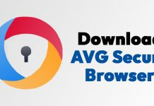 Download AVG Secure Browser Latest Version For PC