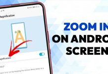 How to Zoom In on Your Android Screen Without any App