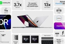 MacBook Pro 2021 Models, AirPods 3 Specs & Availability