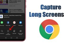 How to Capture Long Screenshot in Chrome for Android