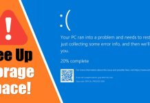 How to Disable Crash Dumps Creation On Windows 10