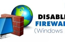 How to Disable Firewall On Windows 11 PC