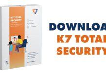 Download K7 Total Security Offline Installer Latest Version for PC