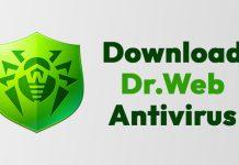 Download Dr.Web Anti-Virus Offline Installer For PC