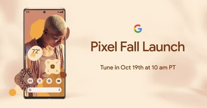 Google Pixel 6 Series Complete Specifications Leaked Ahead of Launch