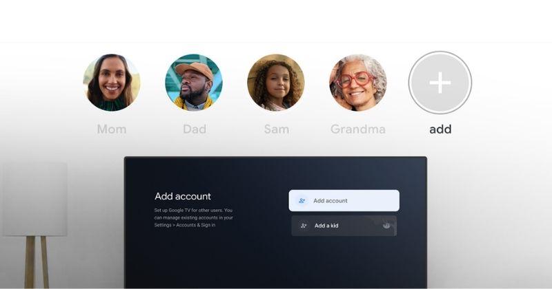 Google TV, Kullanıcıların Kişiselleştirilmiş Profillerini ve İzleme Listelerini Ekliyor