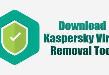 Download Kaspersky Virus Removal Tool Offline Installer For PC
