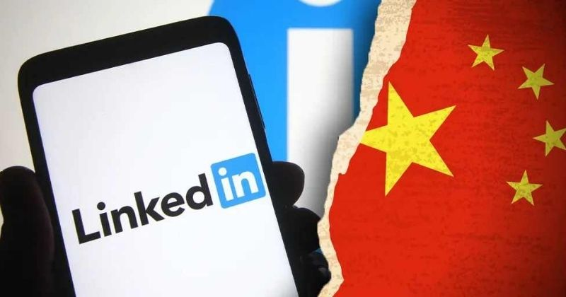 LinkedIn Service to shut in China