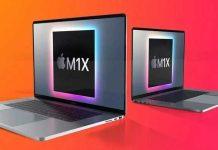 MacBook M1X New Pro Models