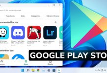 How to Install Google Play Store on Windows 11