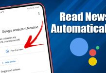 How to Set up Google Assistant To Read News After Alarm