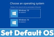 How to Set Default OS on a Windows Dual-Boot PC