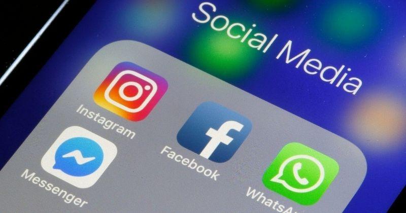 WhatsApp, Facebook, Instagram caiu novamente para poucos usuários