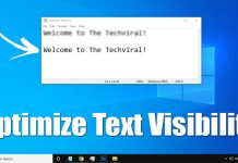 How to Use ClearType Text Tuner on Windows 10