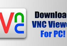 Download VNC Viewer Offline Installer