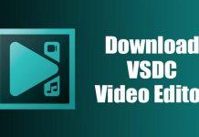 Download VSDC Video Editor Offline Installer Latest Version for PC