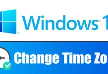 How to Change Your Time Zone On Windows 11